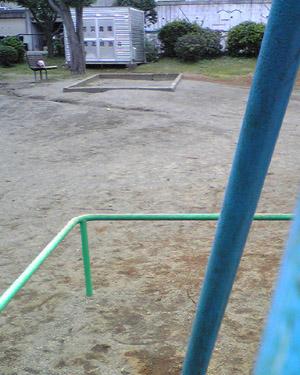 公園の一コマ